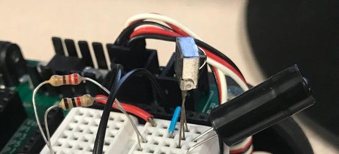 Testing Infrared Pairs - Hardware + Software