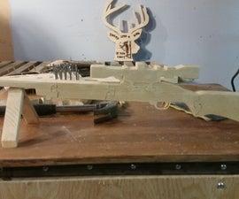 3d Rifle Puzzle