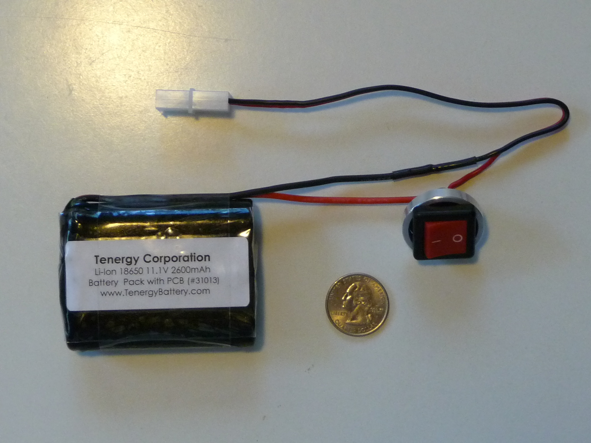 Picture of Solder, and Charge the Battery