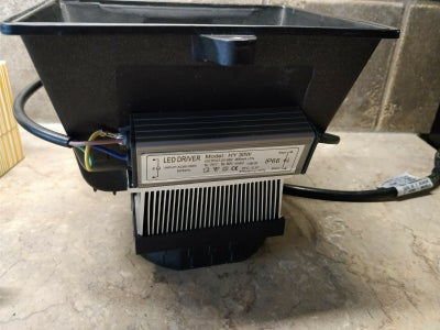 Power Supply and Connections