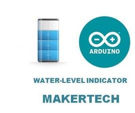 WATER LEVEL INDICATOR USING ARDUINO