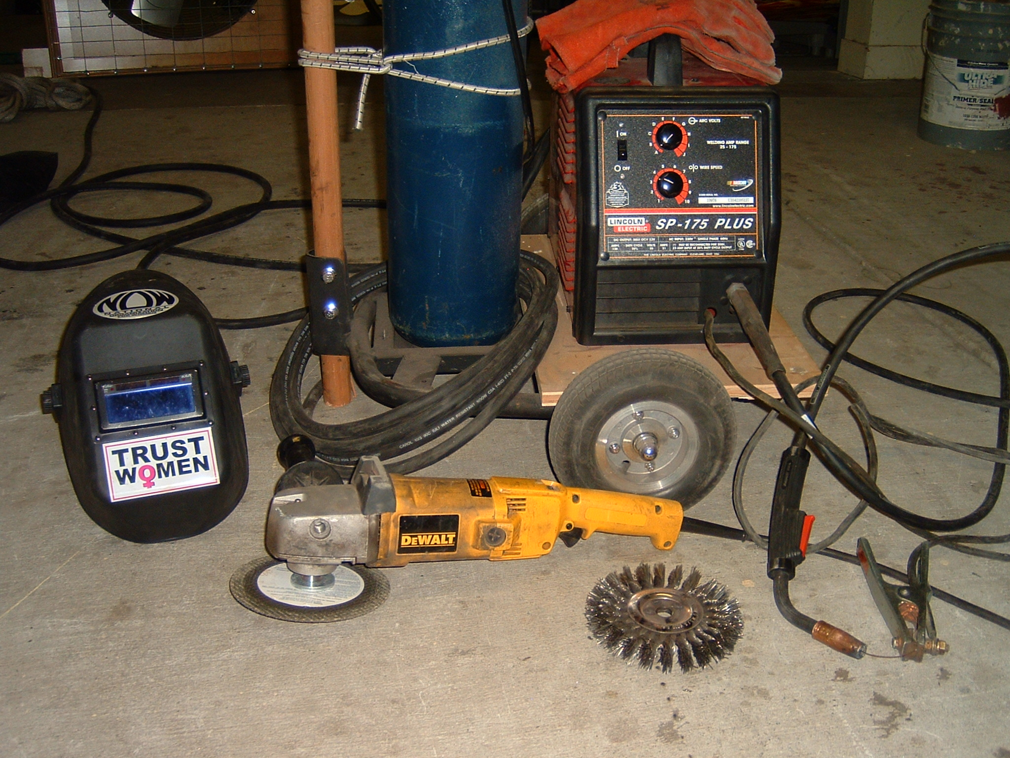 Picture of Tools Used