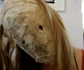 Burlap face mask (Leatherface/Silent hill Nurse/Scarecrow)