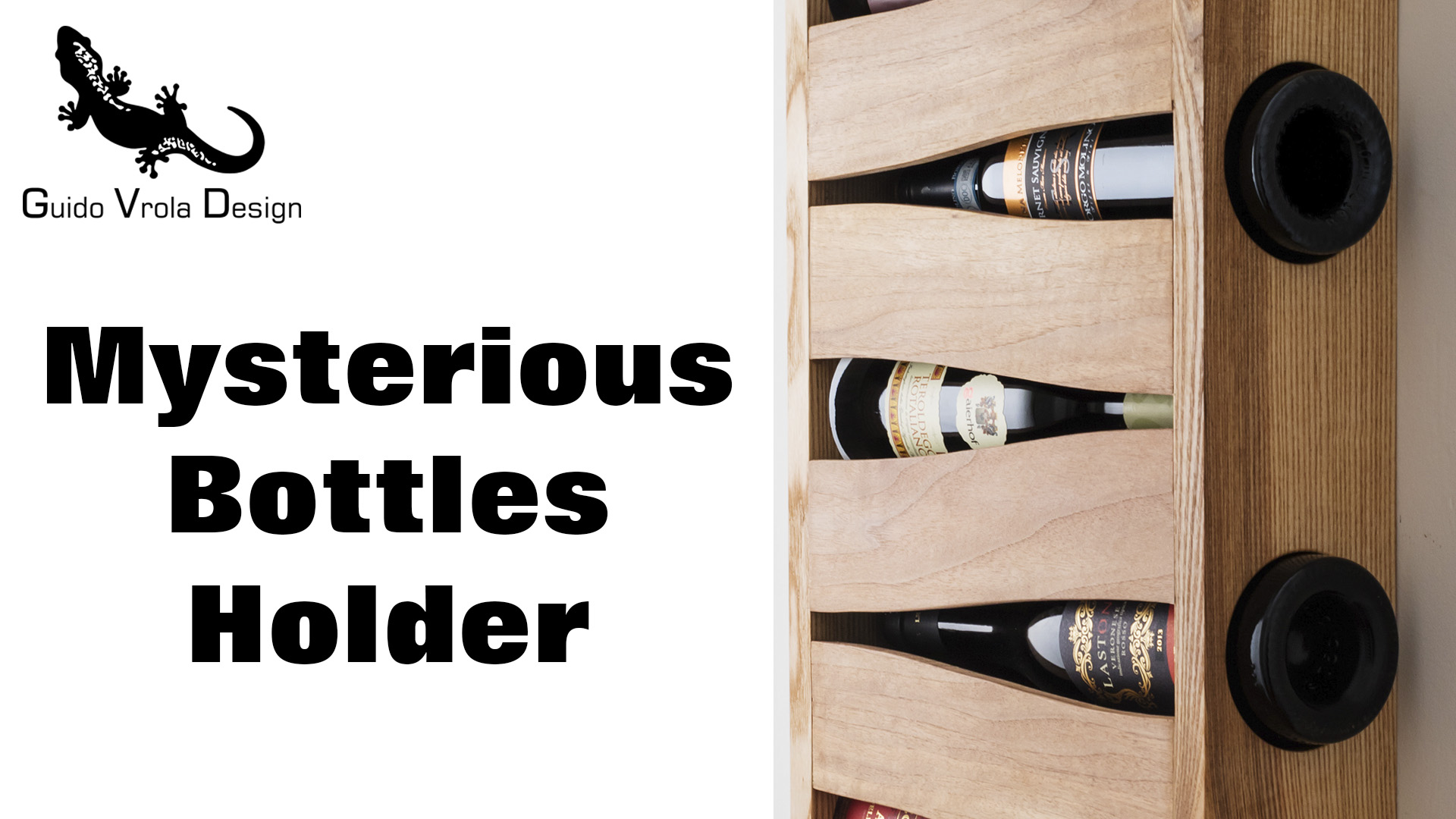 Picture of Mysterious Bottles Holder