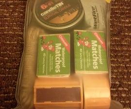 Disaster Preparedness (Fire Kit)