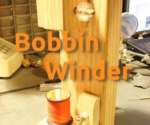 Reciclado De Bolillos Winder