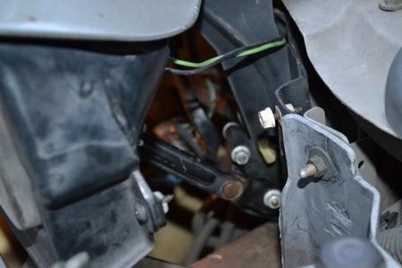 Motor Re-Installation