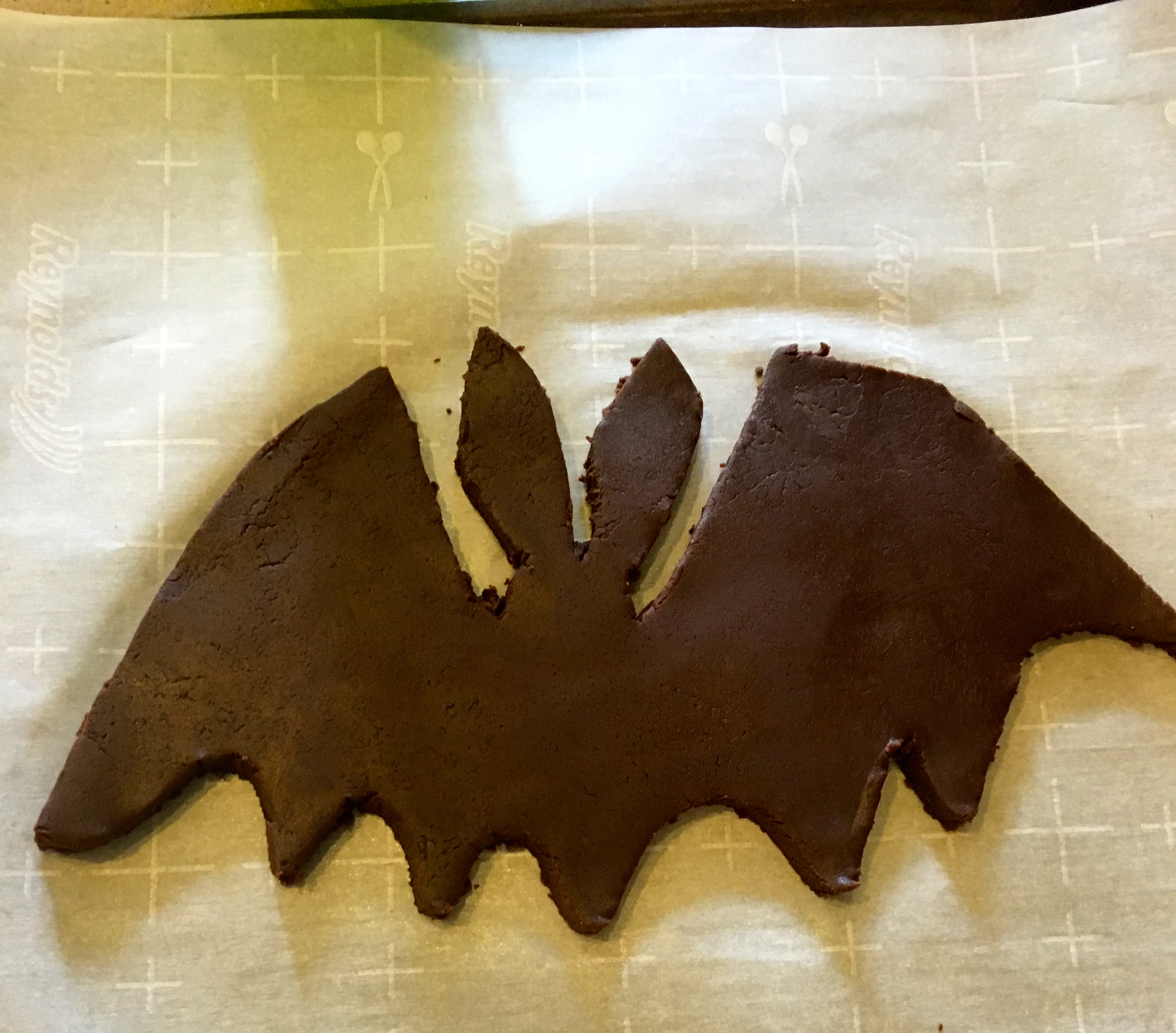 Picture of Making the Bat Cookies
