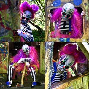 Maimie the Clown Costume