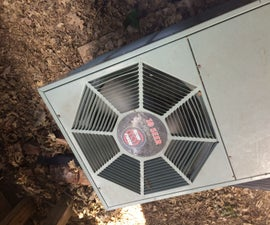 A Basic Clean for Outdoor AC Units