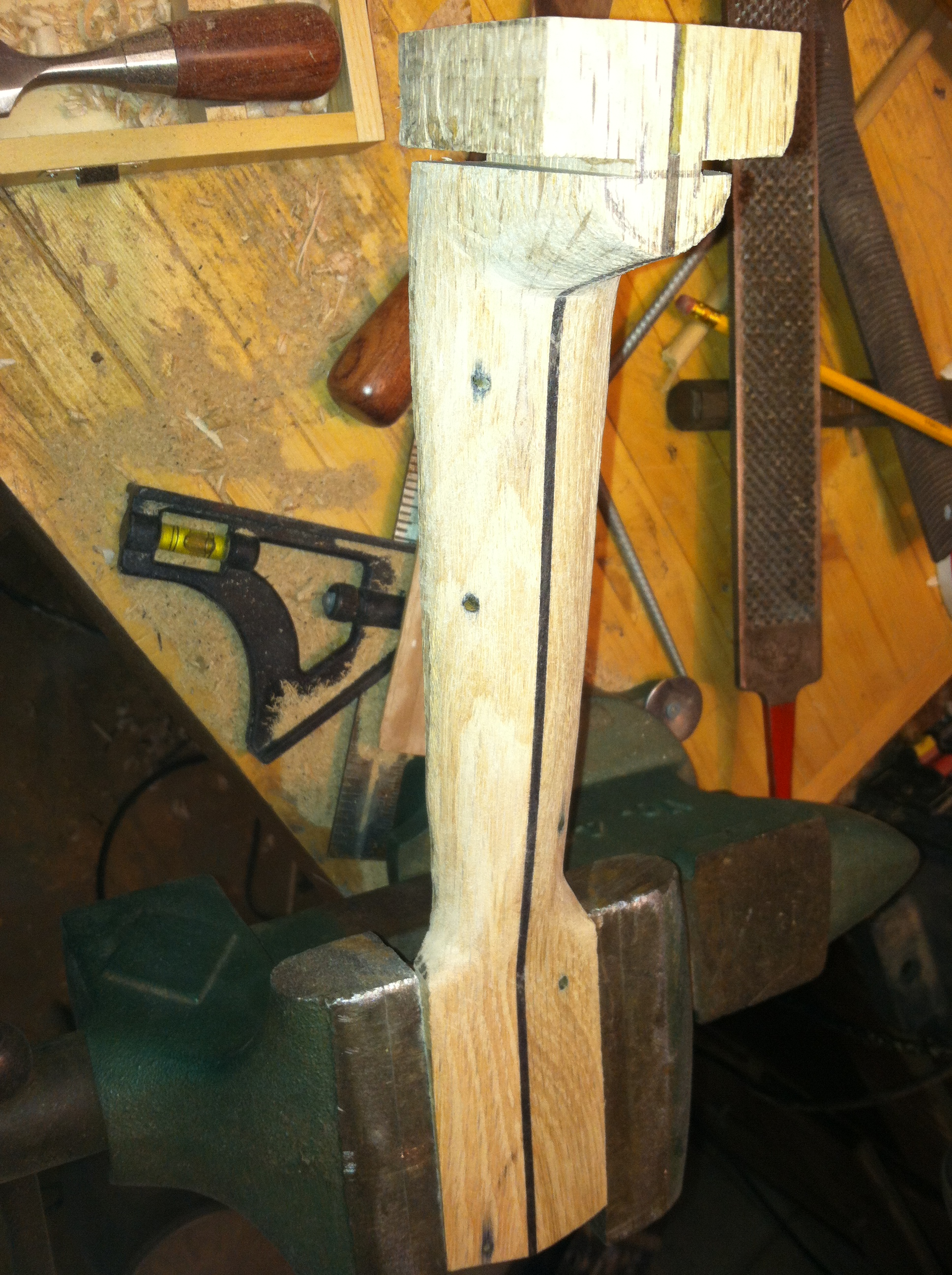 Picture of Roughing the Neck
