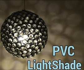 PVC Light/Lamp - Shade