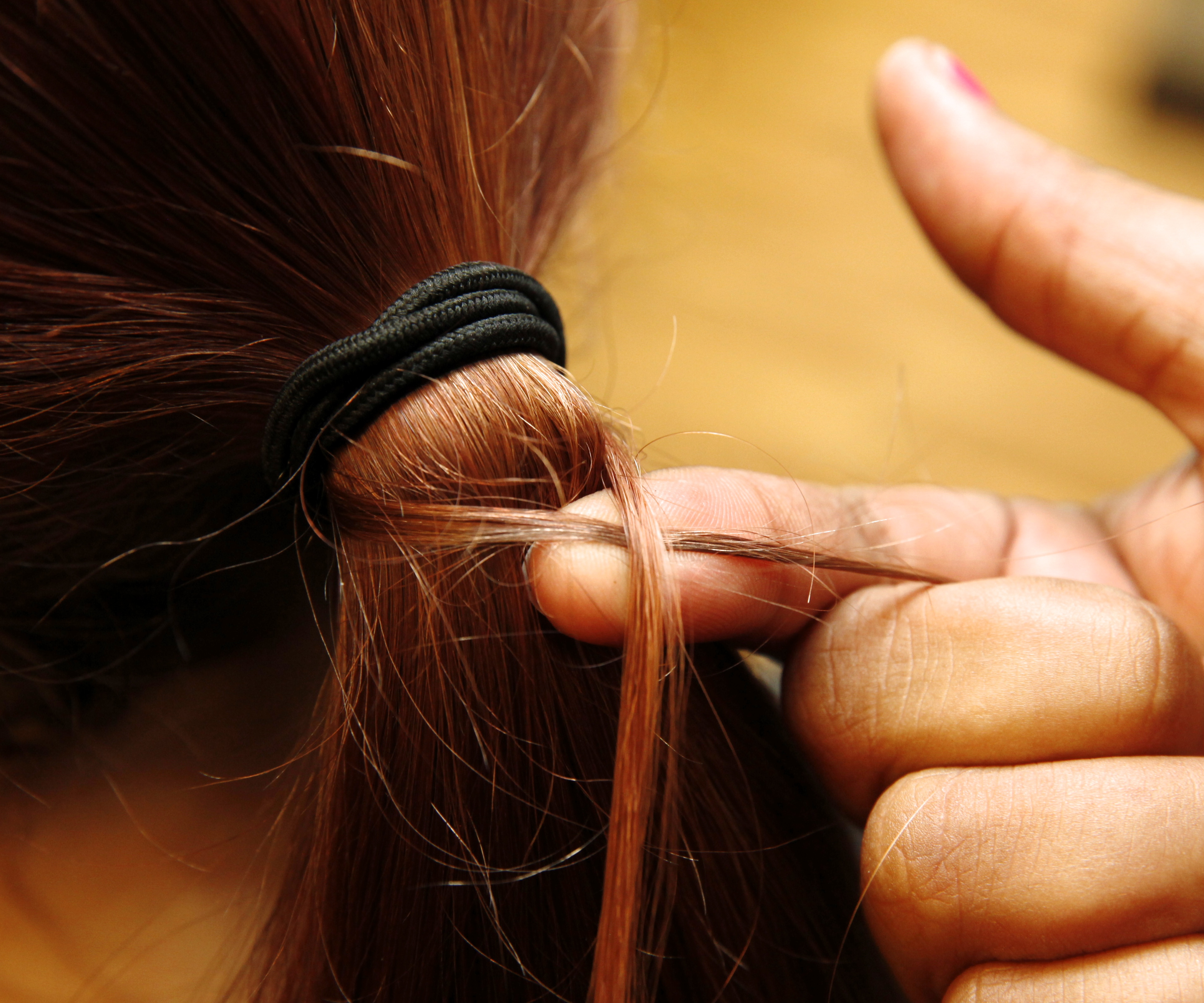 Picture of Starting the Braid
