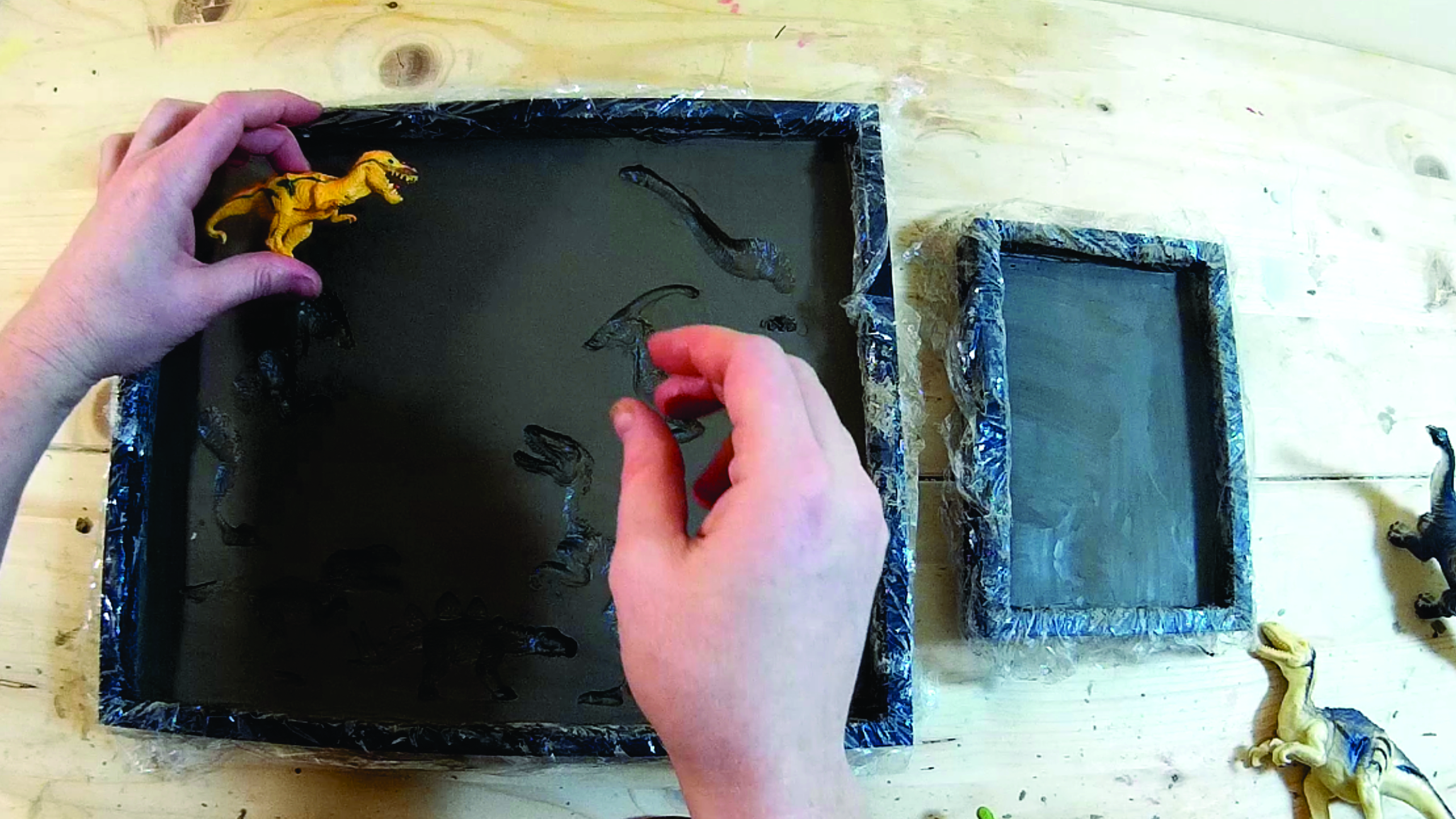 Picture of Start Pressing Toys Into Your Mold