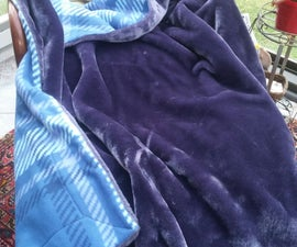 Sew Warm Faux Fur and Fleece Cover