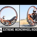 Making a Monowheel
