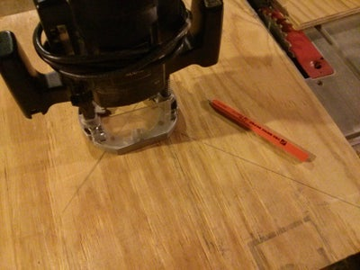 Router Table Structure