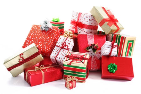 Get a Pile of Silly Presents