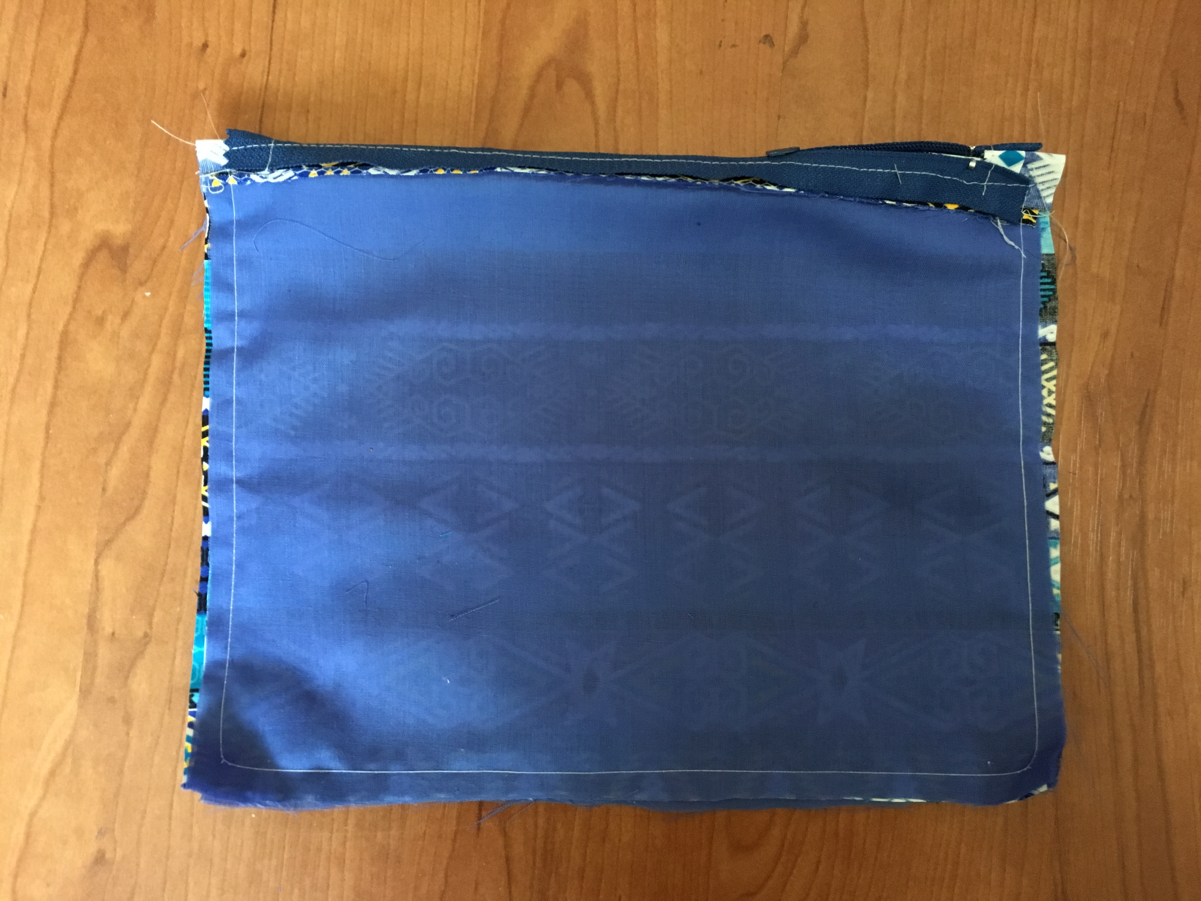 Picture of Sewing the Pouch