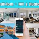 DIY Multi-Room WiFi + Bluetooth Audio System   Hi-Fi