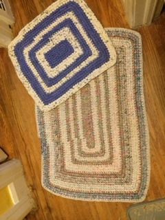 Picture of From Old Bedsheets to New Rugs