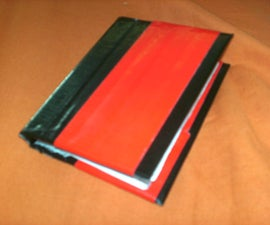 Duct Tape Pocket Notebook