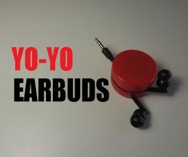 Yo-Yo Earbuds
