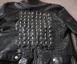 Light Show Jacket That Reacts to Music