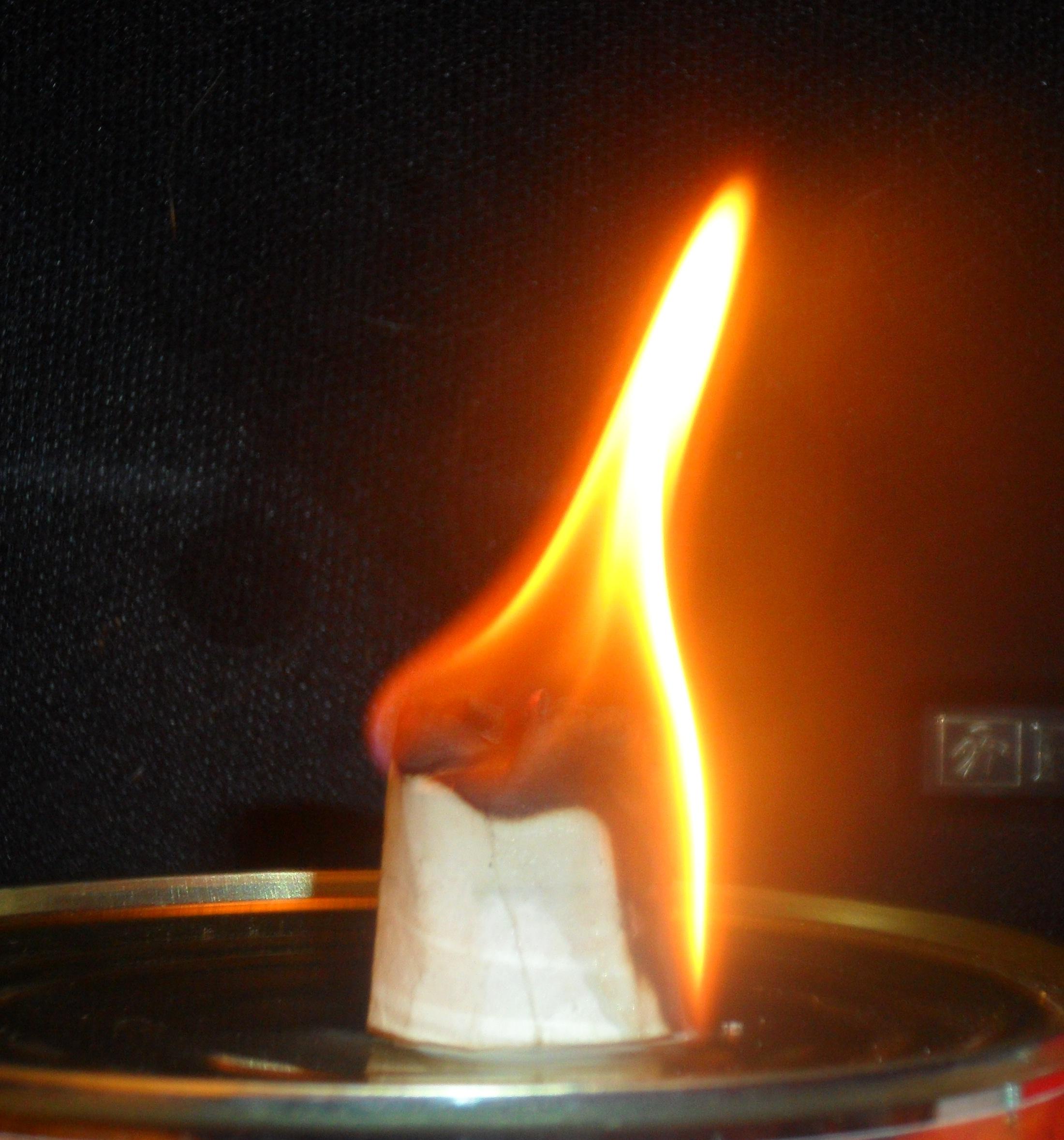 Picture of Improvised Emergency Handwarmer / Firestarter