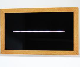 Illuminated Artwork: Scintillation Bar