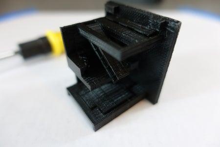 Post-processing 3D Prints