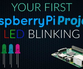 Your First Project in Raspberry Pi   LED Blinking