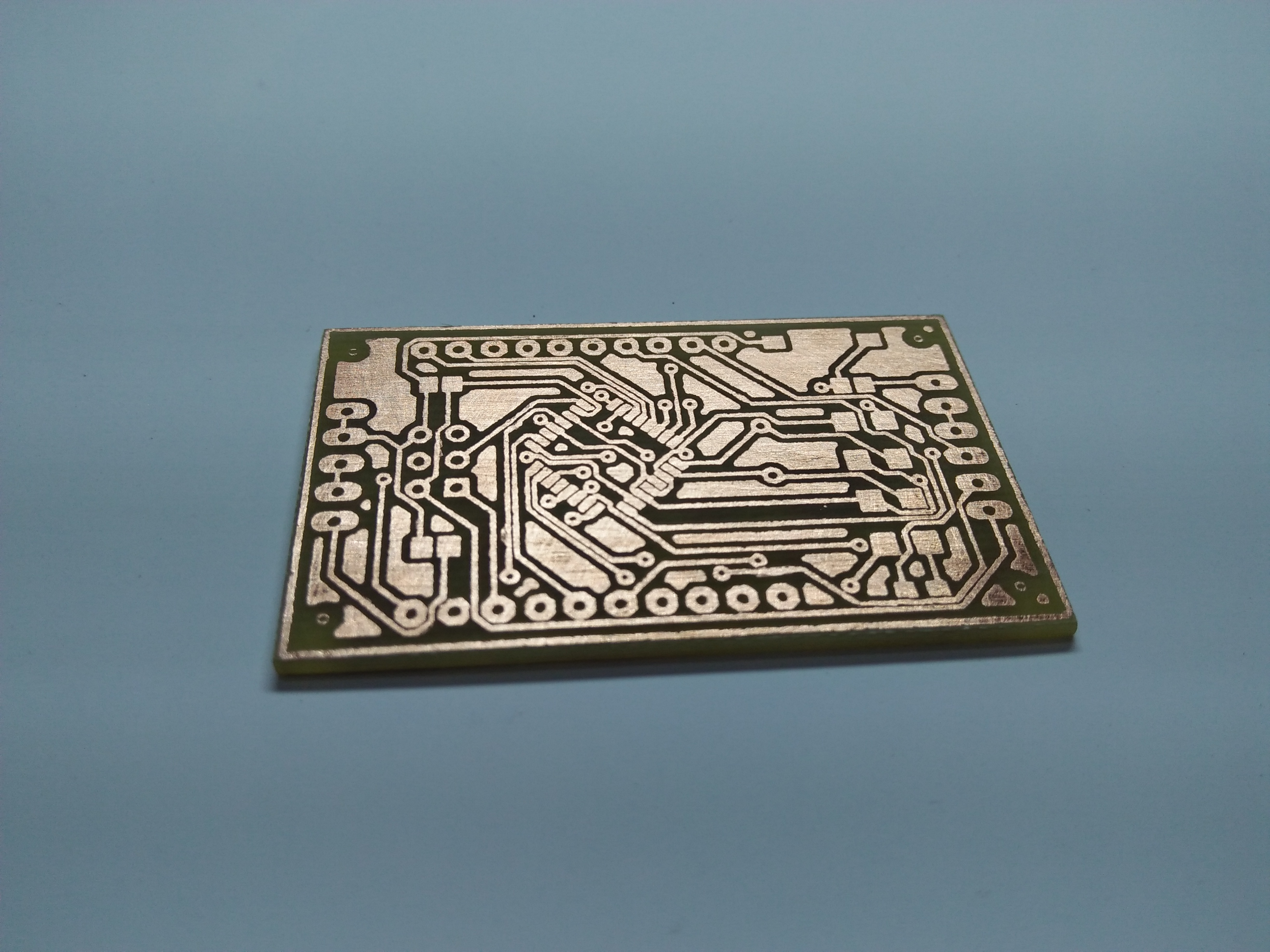 Picture of Etching Process