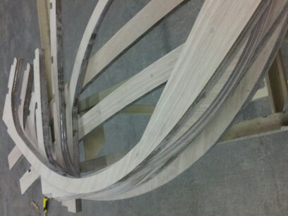 Picture of CNC and Laminate Your Frames