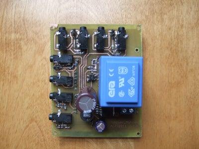 Arduino Home Energy Monitor Shield