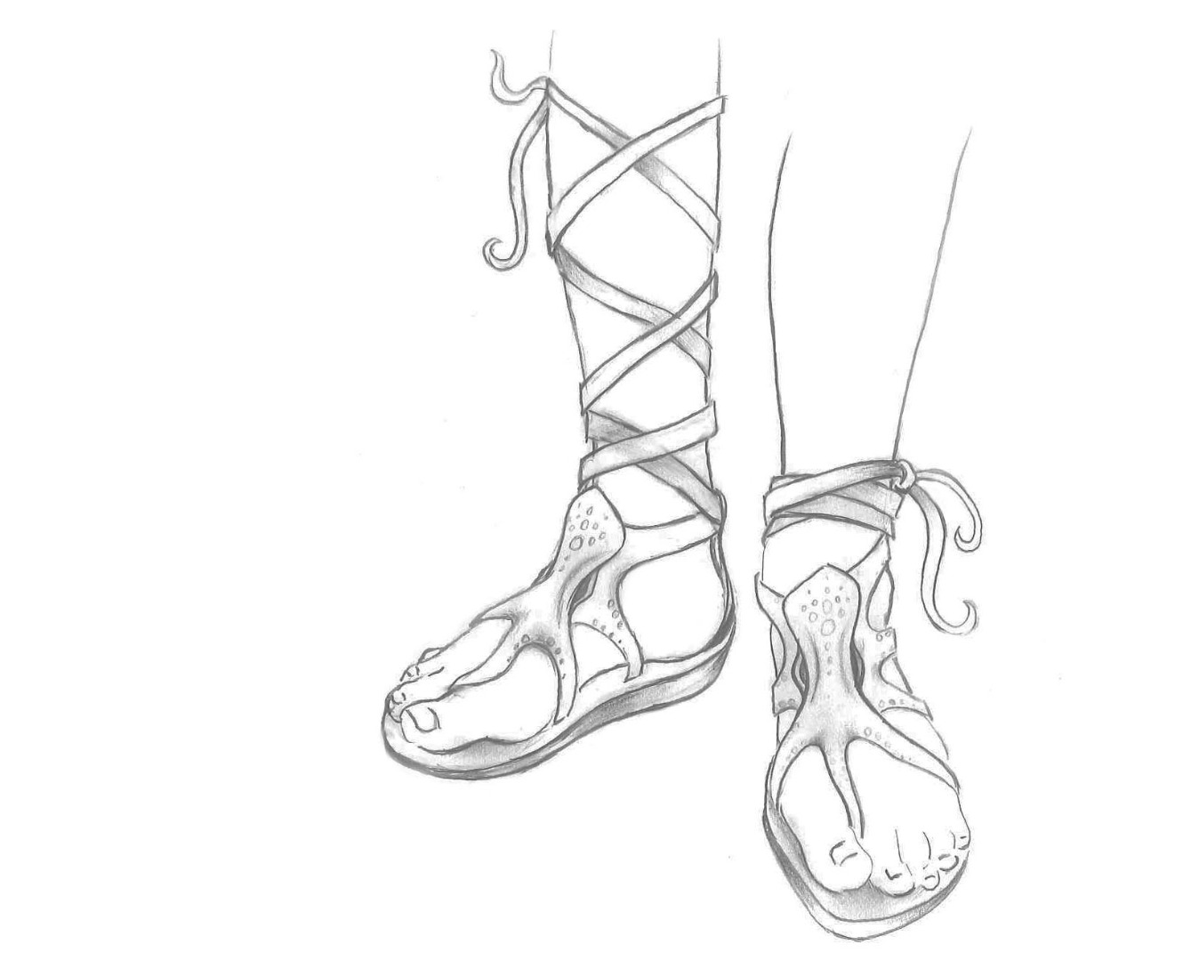 Picture of Designing the Sandal