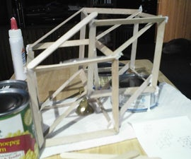 """Make a """"real"""" Tesseract - 4D Cube."""