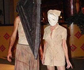 Silent Hill Nurse Costume 2011