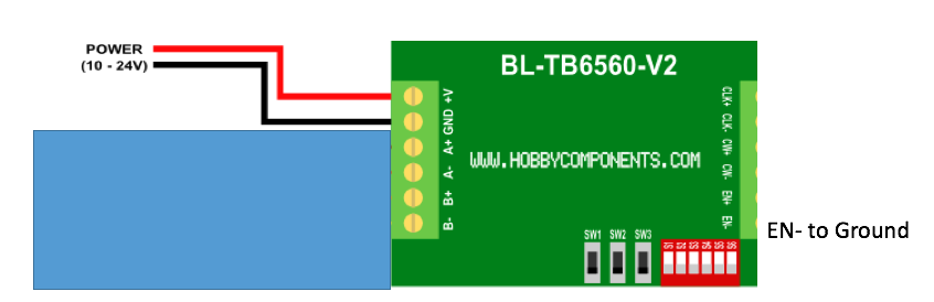Using A Single Axis Tb6560 Stepper Driver With Grbl Ramps 6 Steps Instructables
