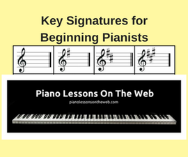 How to Understand Key Signatures for Beginning Pianists