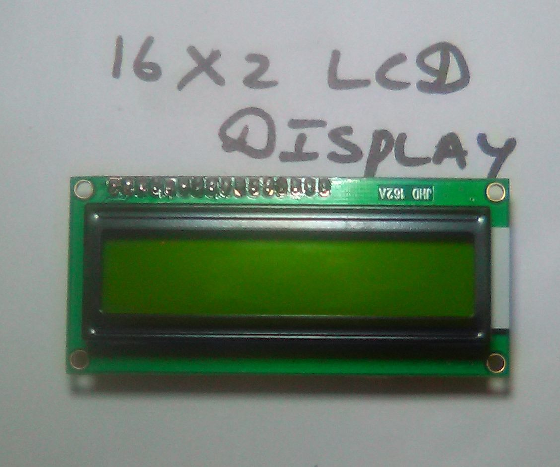 LCD(16x2) Interfacing With Arduino Using 3 Pins: 6 Steps