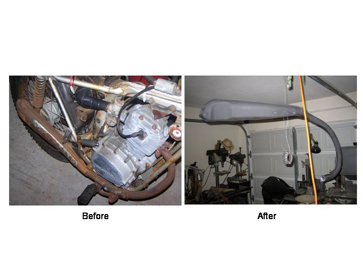 Picture of Exhaust System