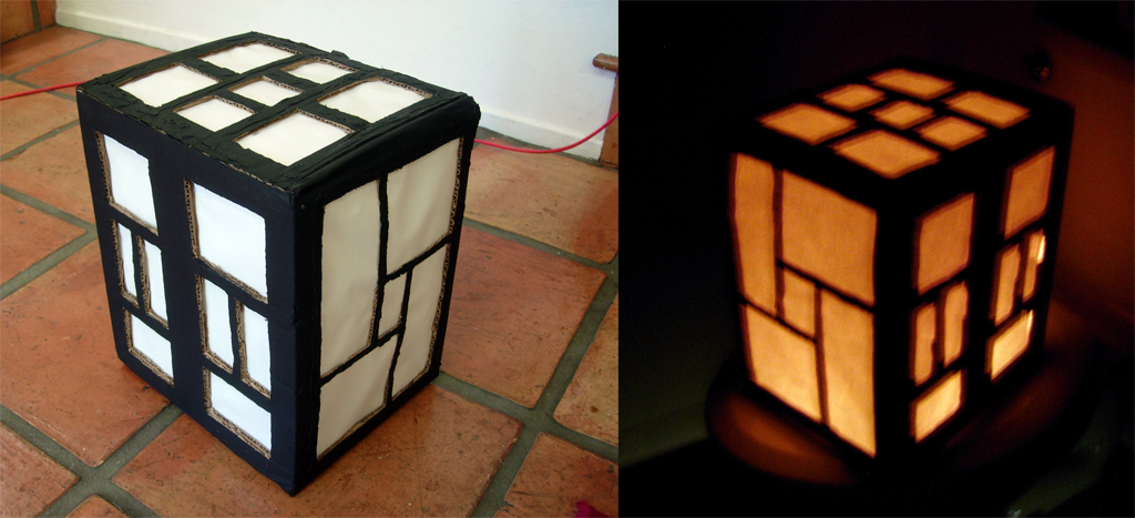 Picture of Japanese Style Lamp