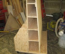 Makerspace Lumber Holder