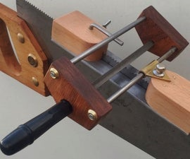 Filer Guide for Hand-Saws