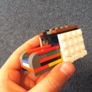 How to make a LEGO holographic sight!