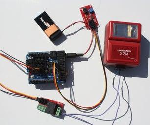 High Speed Photo Arduino : HighSpeeduino !