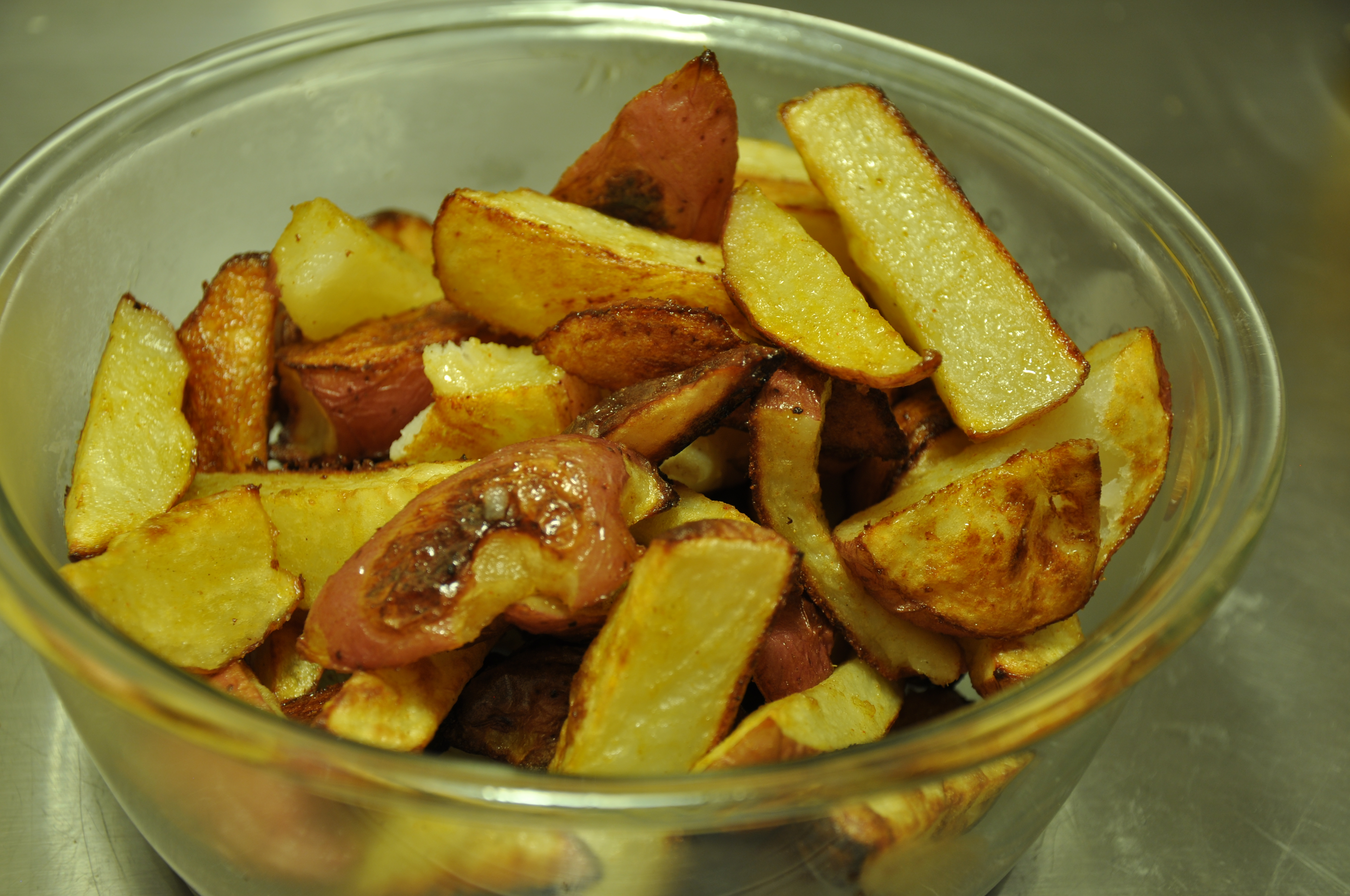 Picture of Preparing Your Potatoes to Be Fries