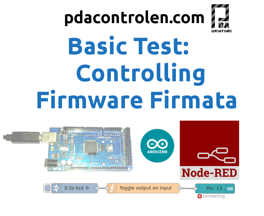 Picture of Controlling Arduino From Node-RED With Firmware Firmata IoT#