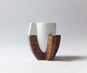Model Making - From ABS to Ceramic and Wood